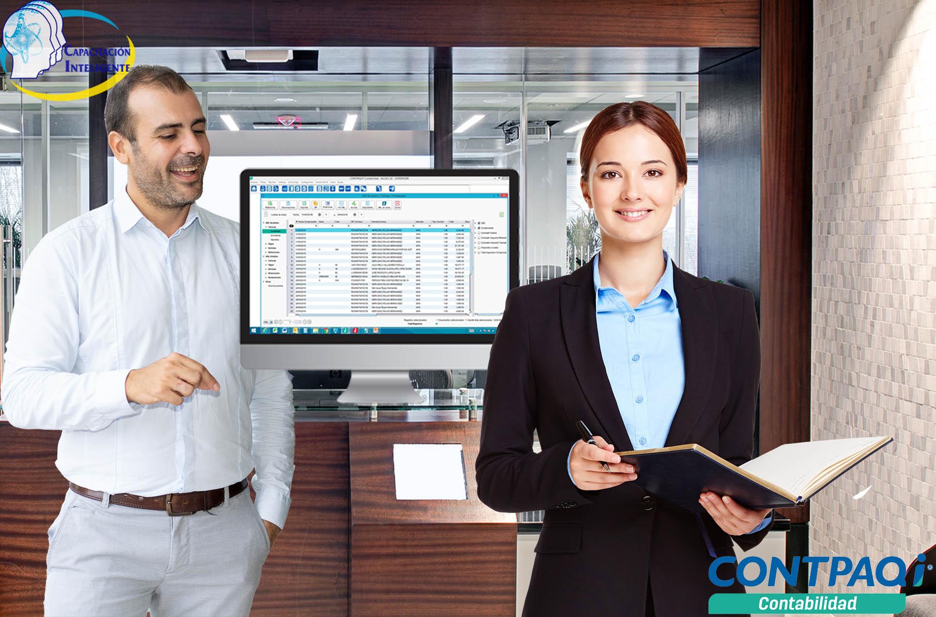 16. Hoja Electrónica combinada con ADD en Contpaqi Contabilidad @ Online